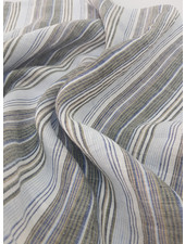 striped linen - Italian quality