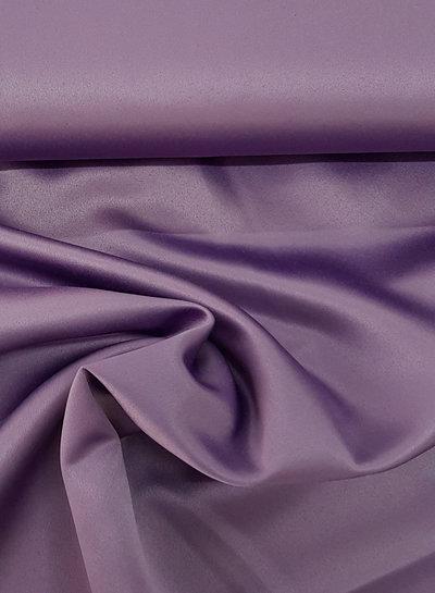 donker lila - satijn