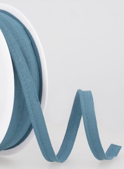 Paspel denimblauw kleur 21