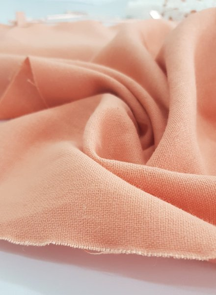 soft orange 10.5 oz - linen