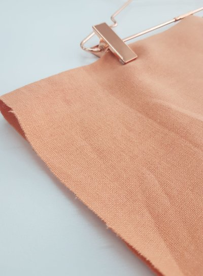 soft orange 10.5 oz - linen