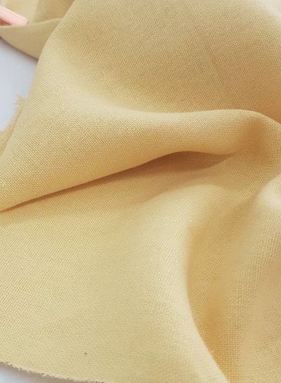 soft yellow 10.5 oz - linen