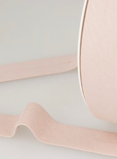 biokatoen biais pastelroze 20mm kleur 74