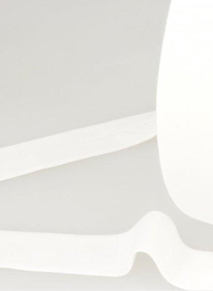 organic cotton biais white binding 20 mm col. 1