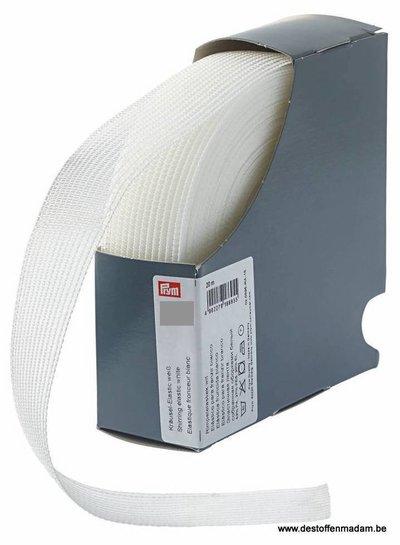 Shirred waistband 25 mm