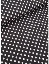 vintage dots - crepe
