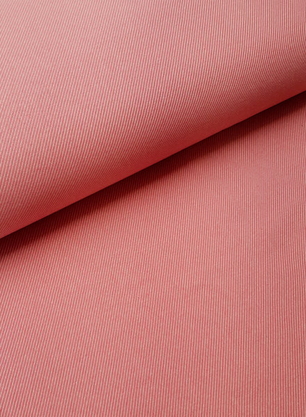 pink diagonals - very soft and strong canvas cotton