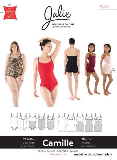 badpak/zwempak Camille - Jalie 4021