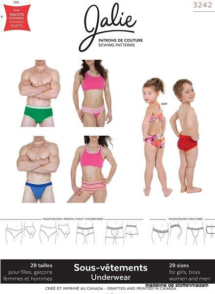 underwear - Jalie 3242