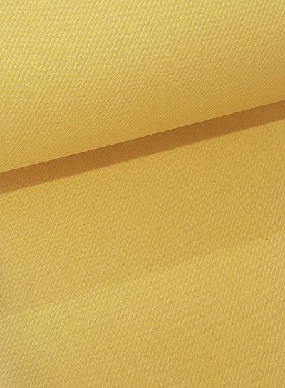 zongeel diagonaal - superzachte sterke deco katoen
