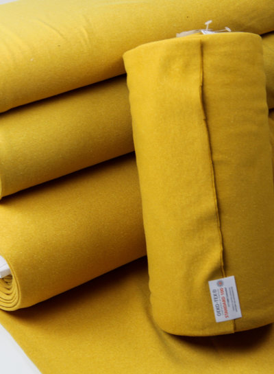 034 ocre - recycled jogging