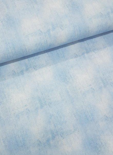 light blue - jersey - denimlook