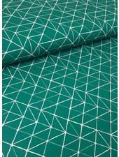 labyrinth groen - tricot