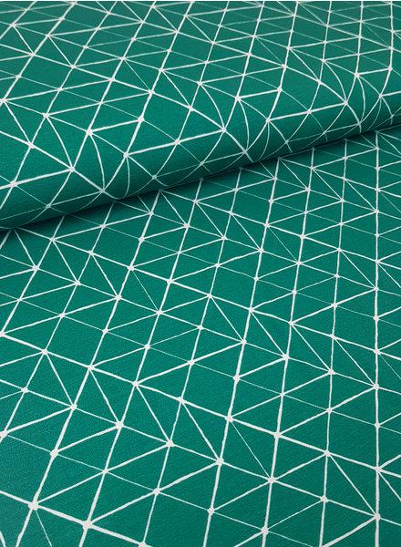 labyrinth green - jersey
