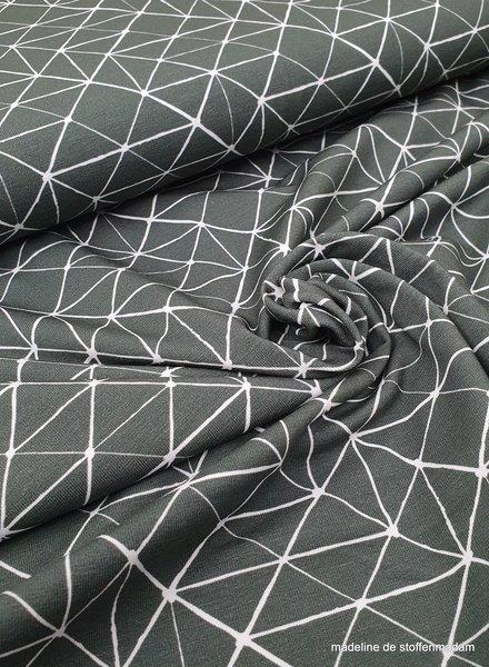 labyrinth grijs - tricot