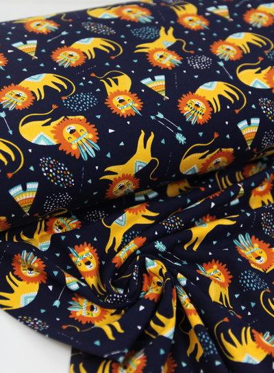 indiaanse leeuwen - tricot