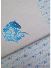 Frozen Elza paneel - tricot - 65 cm