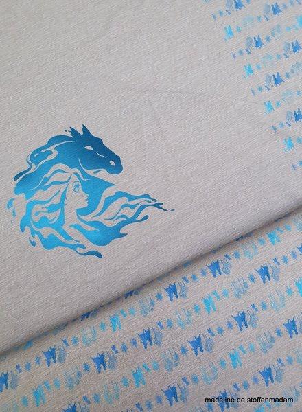 Frozen Elza panel - jersey - 65 cm