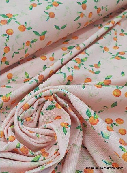 mandarine jersey - oeko tex