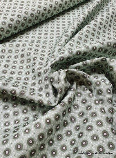 mint knikker - cotton
