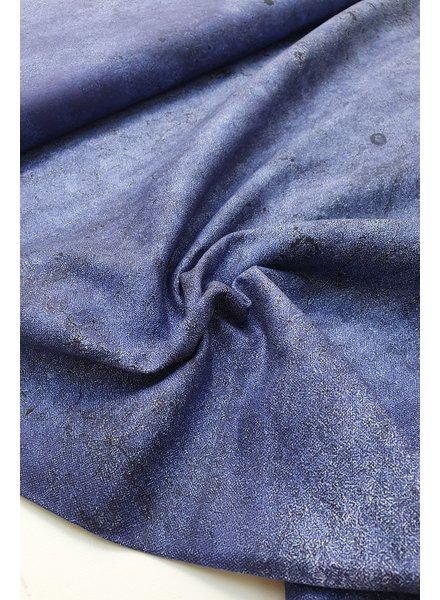 marineblauw - Mr Grey katoen