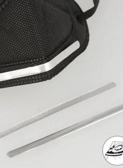 iron on nose strip - aluminium