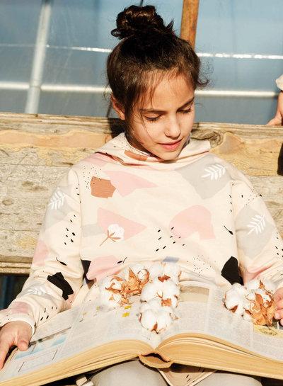 cotton flower absta - sweater