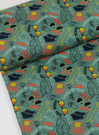 khaki cool stuff - tricot