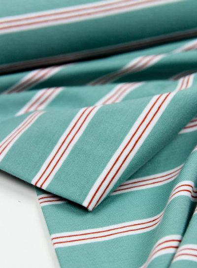 munt strepen - tricot