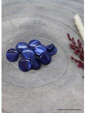 Cobalt Swing knoop - 10 mm - Atelier Brunette