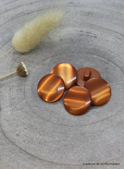 Chestnut Swing knoop - 10 mm - Atelier Brunette