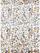 konijntjes liefde - cotton lawn