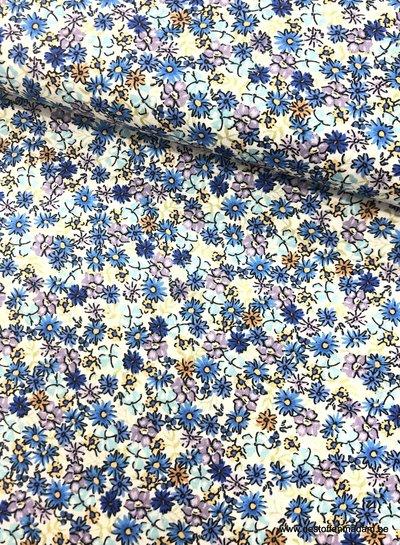 wilde bloemen - liberty look - cotton lawn