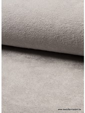 silver grey melee - bamboo towel fabric