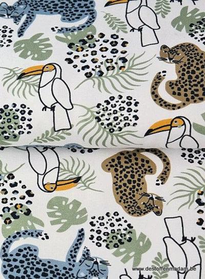 wildlife muslin