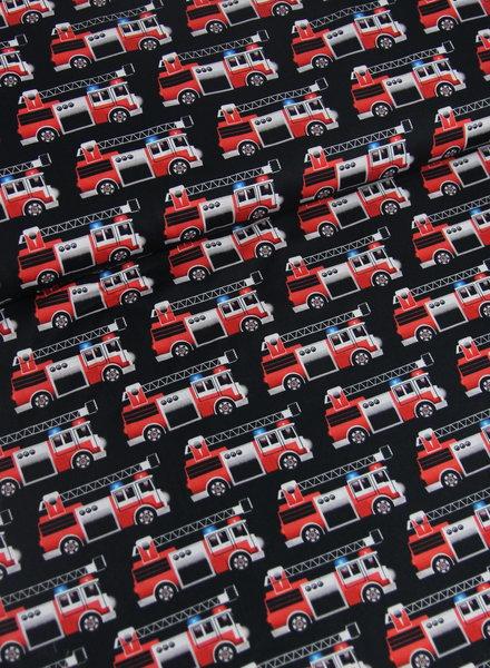 firetrucks - cotton