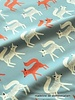 ART GALLERY FABRICS foxes - cotton
