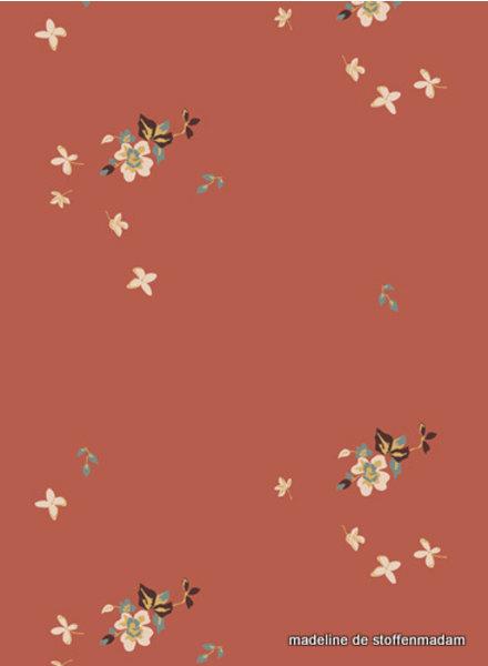 ART GALLERY FABRICS spirited little flowers  - cotton