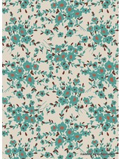 ART GALLERY FABRICS spirited flowers - cotton