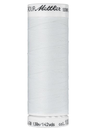 Mettler Seraflex - elastisch garen - gebroken wit 1000