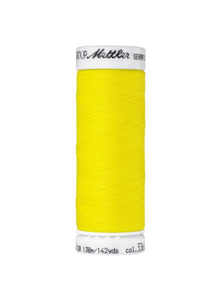 Mettler Seraflex - elastic thread - yellow 3361