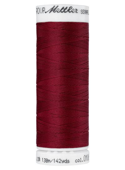 Mettler Seraflex - elastic thread - burgundy 0106