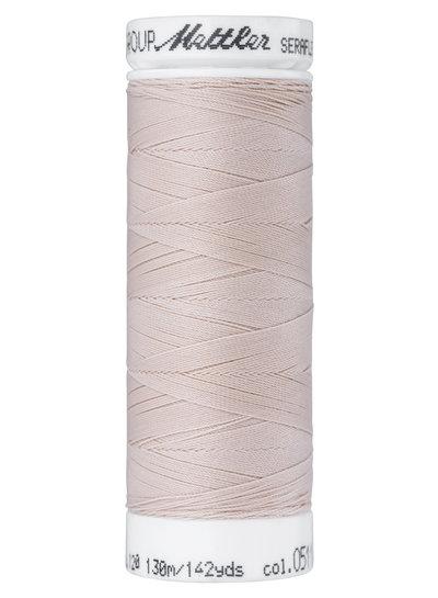 Mettler Seraflex - elastisch garen - oud roze 0511