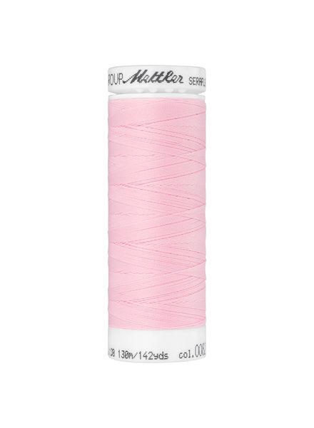 Mettler Seraflex - elastic thread - pink 0082