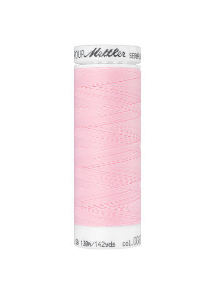 Mettler Seraflex - elastisch garen - roze 0082
