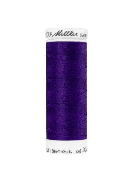 Mettler Seraflex - elastisch garen - paars 0046