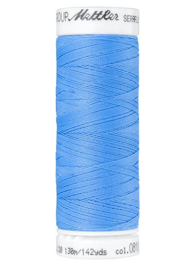 Mettler Seraflex - elastic thread - blue 0818