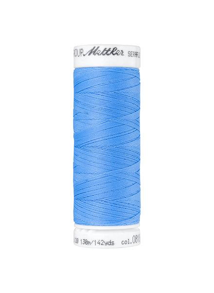 Mettler Seraflex - elastisch garen - hemelsblauw 0818