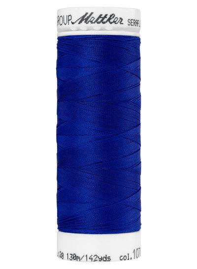 Mettler Seraflex - elastisch garen - kobaltblauw 1078