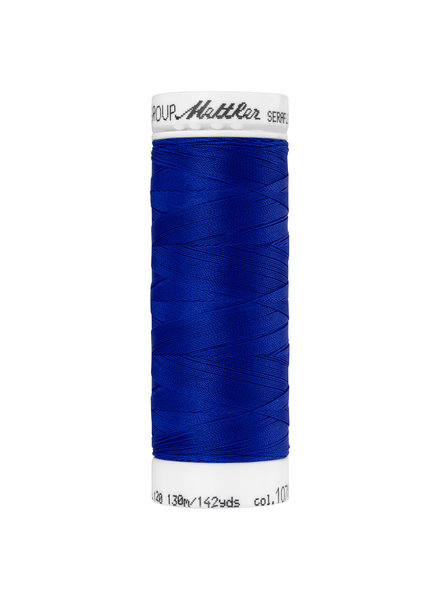 Mettler Seraflex - elastic thread - cobalt blue 1078
